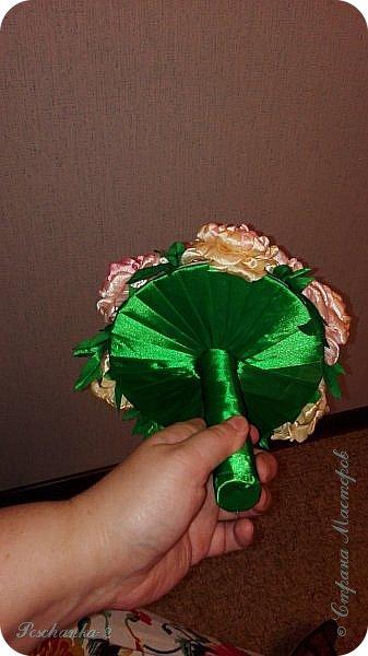 Свадебный букет для подруги фото 5