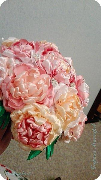 Свадебный букет для подруги фото 6