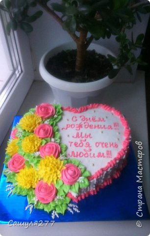 Доброе утро, Страна!!! Продолжаю загружать блог, теперь дошла очередь до июльских тортиков. Их совсем немного, т.к. в июле я ездила на Алтай и 2 недели тортики не делала. Кому интересно, фото отпуска можно посмотреть здесь http://stranamasterov.ru/node/1043837 или здесь https://ok.ru/aleksandra.sheevakochneva/album/834996995082 А теперь тортики фото 11