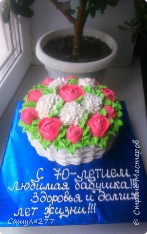 Доброе утро, Страна!!! Продолжаю загружать блог, теперь дошла очередь до июльских тортиков. Их совсем немного, т.к. в июле я ездила на Алтай и 2 недели тортики не делала. Кому интересно, фото отпуска можно посмотреть здесь http://stranamasterov.ru/node/1043837 или здесь https://ok.ru/aleksandra.sheevakochneva/album/834996995082 А теперь тортики фото 14