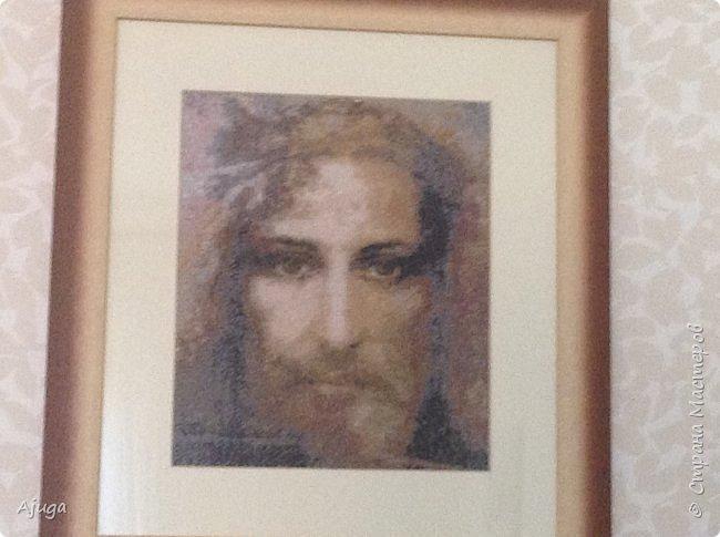 Лик Христа с Плащаницы. фото 3
