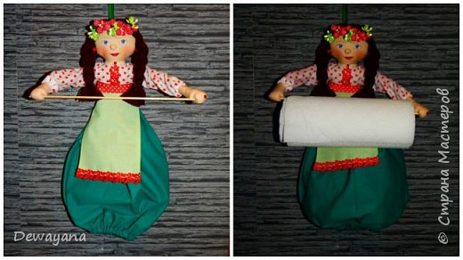 Мои первые заказики - куколки украиночки. фото 14