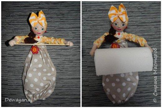 Мои первые заказики - куколки украиночки. фото 17