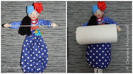 Мои первые заказики - куколки украиночки. фото 21