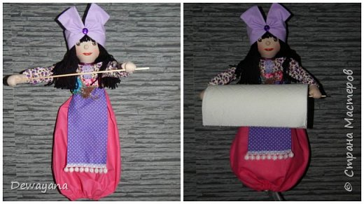 Мои первые заказики - куколки украиночки. фото 25