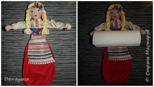 Мои первые заказики - куколки украиночки. фото 8