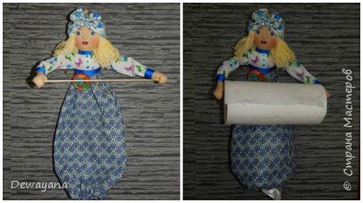 Мои первые заказики - куколки украиночки. фото 16