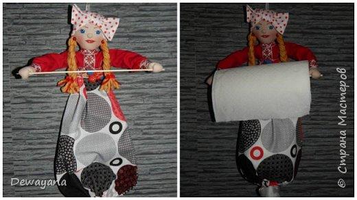Мои первые заказики - куколки украиночки. фото 11
