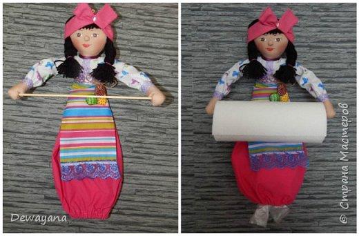 Мои первые заказики - куколки украиночки. фото 23