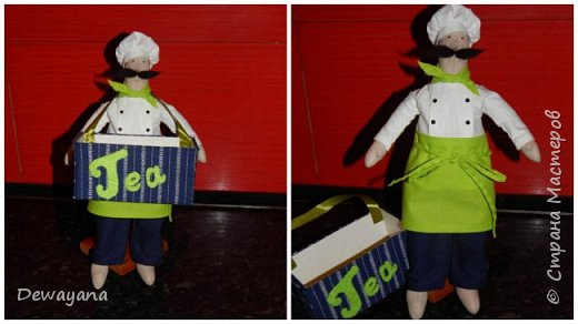 Это куколки чаевницы. Их очень любят мои гости))Любят чтобы я их им дарила)) фото 7