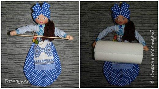 Мои первые заказики - куколки украиночки. фото 12