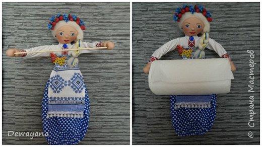 Мои первые заказики - куколки украиночки. фото 10
