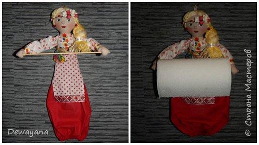Мои первые заказики - куколки украиночки. фото 9