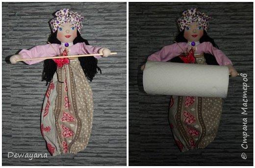 Мои первые заказики - куколки украиночки. фото 19