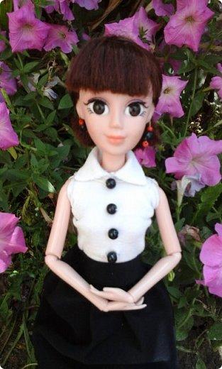 """Доброе время суток! Сегодня я сдаю работу на конкурс """" Школьные деньки"""" Её представляет Алиса. Она переходит в этом году в 8 класс. http://stranamasterov.ru/node/1042660 фото 9"""
