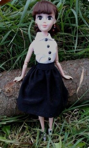 """Доброе время суток! Сегодня я сдаю работу на конкурс """" Школьные деньки"""" Её представляет Алиса. Она переходит в этом году в 8 класс. http://stranamasterov.ru/node/1042660 фото 3"""