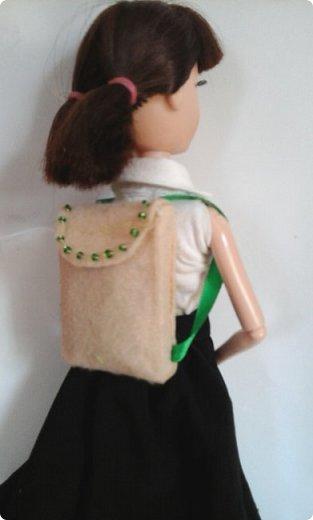 """Доброе время суток! Сегодня я сдаю работу на конкурс """" Школьные деньки"""" Её представляет Алиса. Она переходит в этом году в 8 класс. http://stranamasterov.ru/node/1042660 фото 19"""