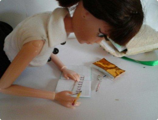 """Доброе время суток! Сегодня я сдаю работу на конкурс """" Школьные деньки"""" Её представляет Алиса. Она переходит в этом году в 8 класс. http://stranamasterov.ru/node/1042660 фото 21"""
