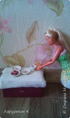 Привет Страна Мастеров. Сегодня Алиса сделает коктейль. Придумала не сама, а посмотрела у мастериц. Ну я отвлеклась. фото 3