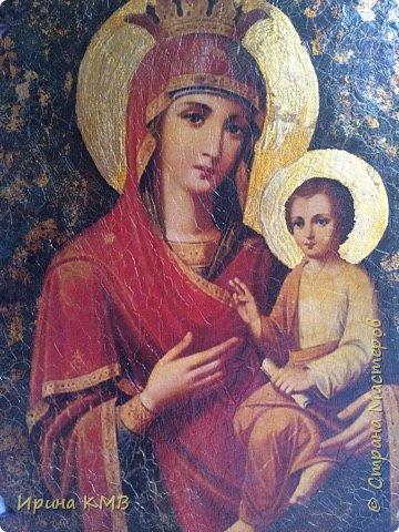Икона - СКОРОПОСЛУШНИЦА. По дате рождения дочери фото 1