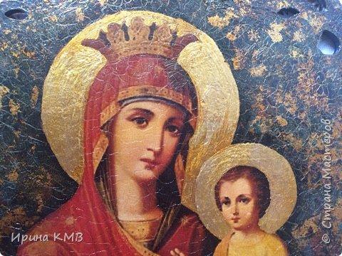 Икона - СКОРОПОСЛУШНИЦА. По дате рождения дочери фото 3