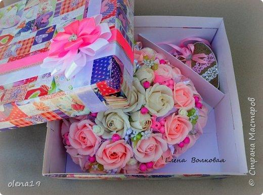 """""""Любовь - это одно на двоих сердце"""" Подарок к свадьбе. Для большого сердца использовано 31 шт конфет """"Трюфель"""" АВК. Две подвески - сердечки из мешковины. фото 8"""