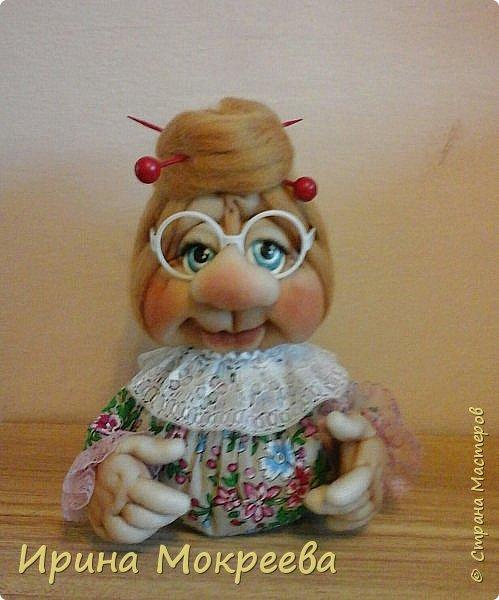 Здравствуйте,жители страны ,хочу показать вам бабушку с секретиком внутри.Такую куклу мы  будет делать на занятии с ученицами,это типа образец. фото 4