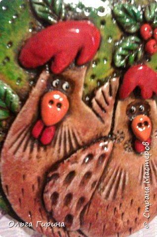 Доброго времени суток!Сегодня я к вам с солеными парочками)))как говорится Новый Год не за горами и готовиться к нему никогда не рано,а символ следующего года....правильно-петушок! фото 3