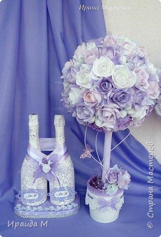 Прошли те времена, когда свадьба ассоциировалась исключительно с белым цветом и строгой традицией. Сегодня в моде цветная свадьба, и чем ярче, тем лучше. Подарок на цветную свадьбу -цвет фуксии. фото 5