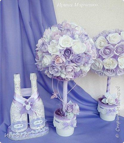 Прошли те времена, когда свадьба ассоциировалась исключительно с белым цветом и строгой традицией. Сегодня в моде цветная свадьба, и чем ярче, тем лучше. Подарок на цветную свадьбу -цвет фуксии. фото 4