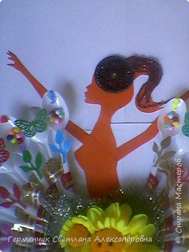 """Балерина танцует партию цыганки в юбке """"Розетта"""" фото 2"""