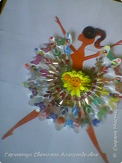 """Балерина танцует партию цыганки в юбке """"Розетта"""" фото 6"""