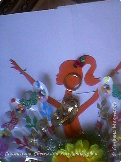 """Балерина танцует партию цыганки в юбке """"Розетта"""" фото 9"""