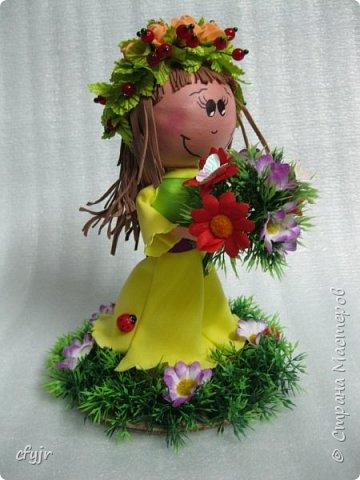 куклы из фоамирана фото 4