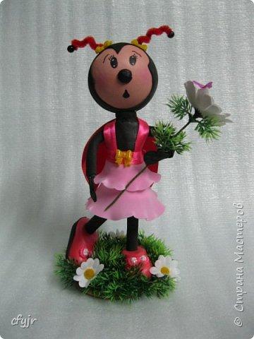 куклы из фоамирана фото 1