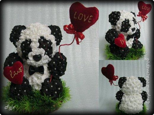 мишка, панда  фото 1
