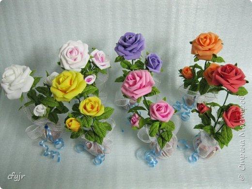 роза праздничная  фото 1