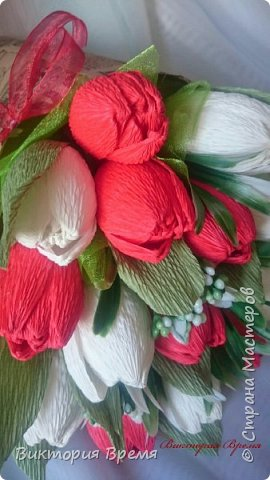 Тюльпаны в кульке  фото 3
