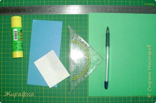 Вот такие закладки мы делали в те далёкие времена, когда деревья были большими, а я училась в начальной школе. фото 2