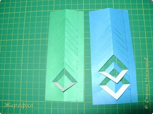 Вот такие закладки мы делали в те далёкие времена, когда деревья были большими, а я училась в начальной школе. фото 15