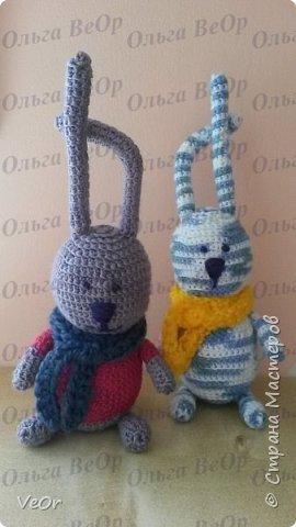 Снова с зайцами)) фото 1
