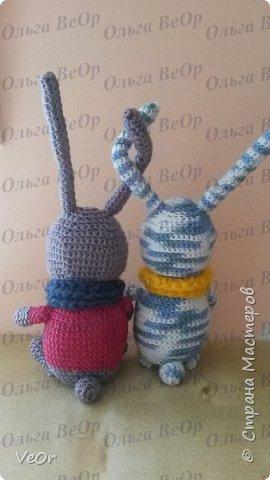 Снова с зайцами)) фото 4