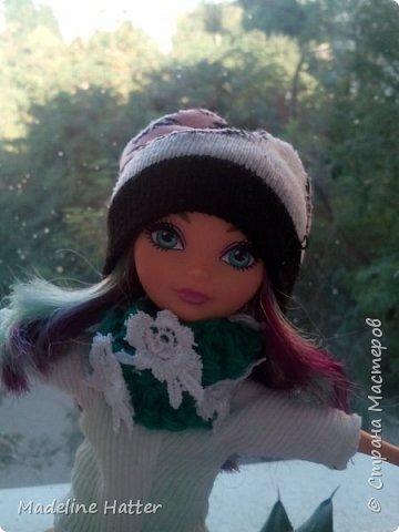 """Всем привет! Сегодня я участвую в конкурсе """"Осень 2016"""" - http://stranamasterov.ru/node/1046961?tid=2174. Для этого конкурса нужно было сшить теплую одежду для куколок ( штанишки, курточку, шапку и т.д. ) Хотя я уже длительное время зарегистрирована в Стране Мастеров, никакие блоги я не вылаживала, мне больше нравилось наблюдать. Это мой первый блог, надеюсь вы примите меня)     фото 1"""