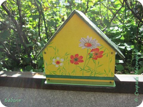 Птичьи домики фото 6