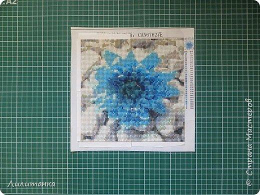 Привет всем! В этом посте покажу работы никак не связанные со скрапом) Алмазная мозаика или вышивка. Кто как называет) Понравилось выкладывать, расслабляет))) фото 1
