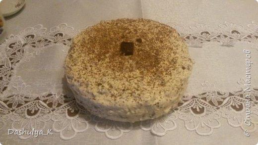 """Хочу представить Вам мамин любимый торт с черносливом. Он настолько вкусный, что даже я, """"заядлый выковыриватель"""" и нелюбитель чернослива, трескала его на """"ура"""") Делюсь рецептом. фото 1"""