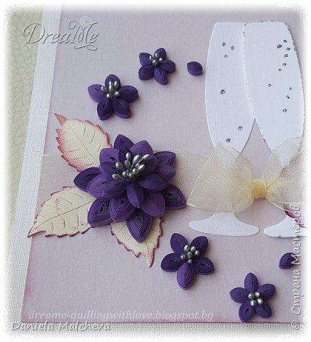 Purple weddings фото 3