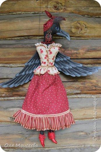ПрЭлестная ворона Карлетта фото 3