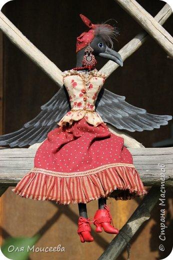ПрЭлестная ворона Карлетта фото 6