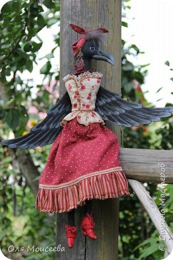 ПрЭлестная ворона Карлетта фото 2